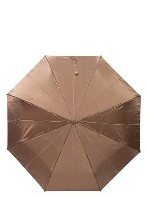 Зонт складной женский автоматический Eleganzza 01-00029212 бежевый/разноцветный