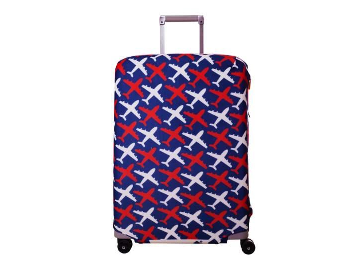 Чехол для чемодана Routemark Avion SP500 разноцветный M/L