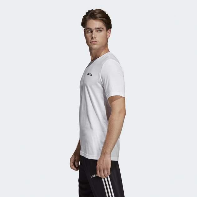 Мужская футболка Adidas Essentials Plain SS DQ3089