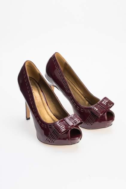 Туфли женские Betsy 979026/09 бордовые 35 RU