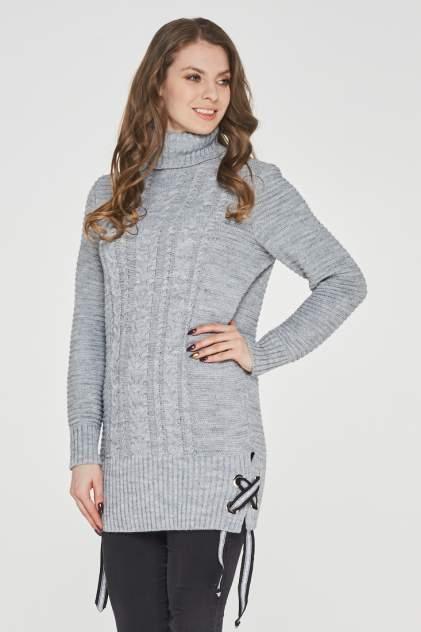 Джемпер женский VAY 182-4833 серый 52 RU