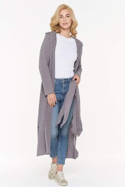 Жакет женский VAY 192-1599 серый 48 RU