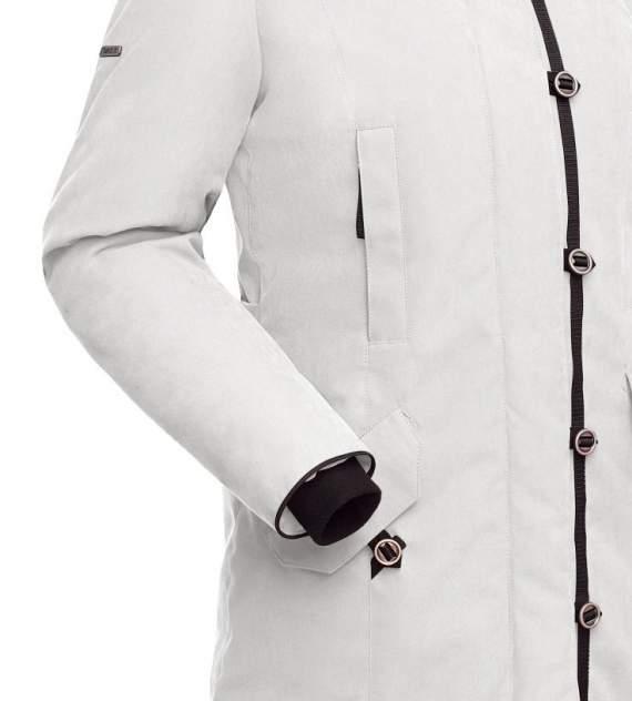 Пуховое пальто  HATANGA LADY 1464-9001-052 БЕЛЫЙ 52