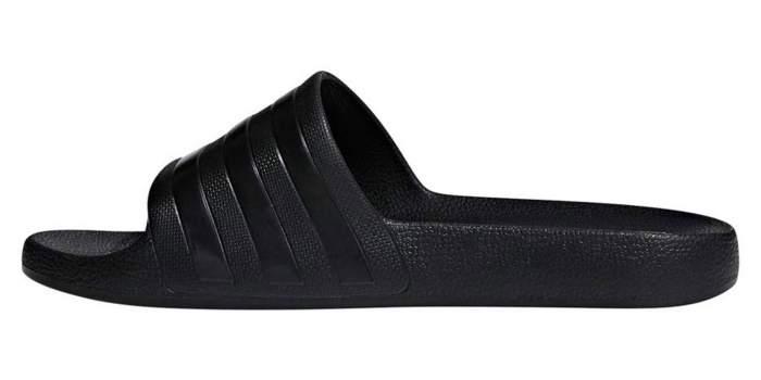 Шлепанцы мужские Adidas Adilette Aqua черные 6 UK