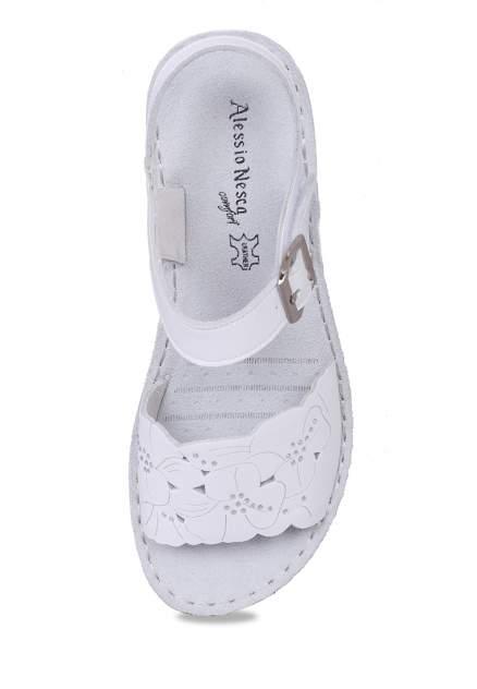 Босоножки женские Alessio Nesca Comfort 710018011 белые 36 RU