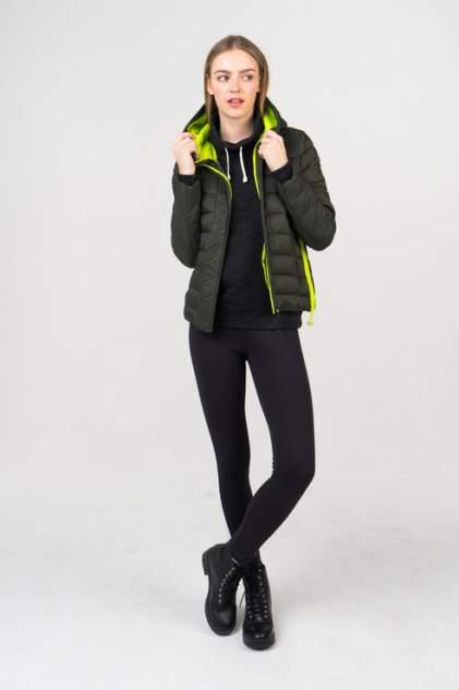 Куртка женская Greystone 30102326 зеленая XL