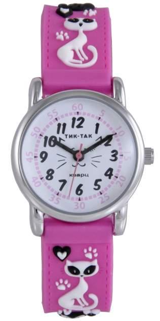 Детские наручные часы Тик-Так Н101-2 кошки
