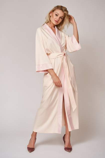 Халат женский Laete 30331-2 розовый XL