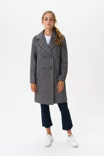 Женское пальто ElectraStyle 4-9023-303, серый