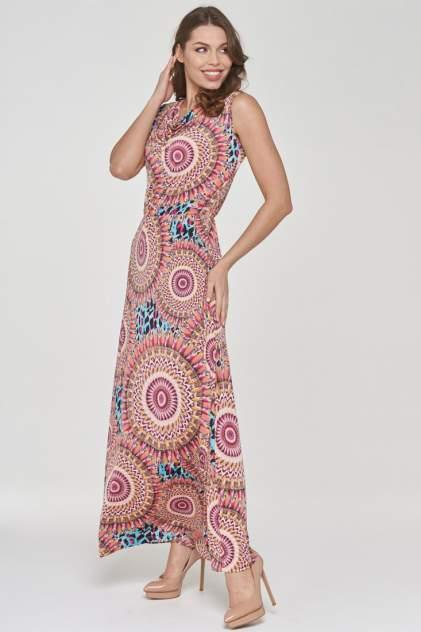 Женское платье VAY 191-3510, розовый