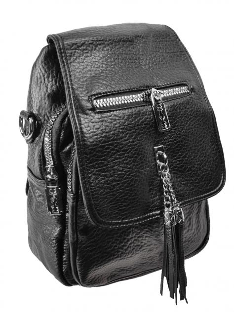Рюкзак женский D-Zain 8702 черный