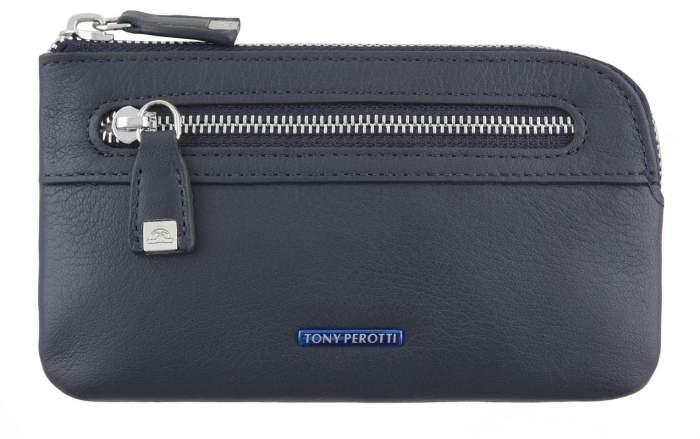 Ключница мужская Tony Perotti 563441 синяя