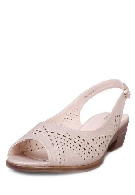 Туфли женские T.Taccardi 018060D0 золотистые 36 RU