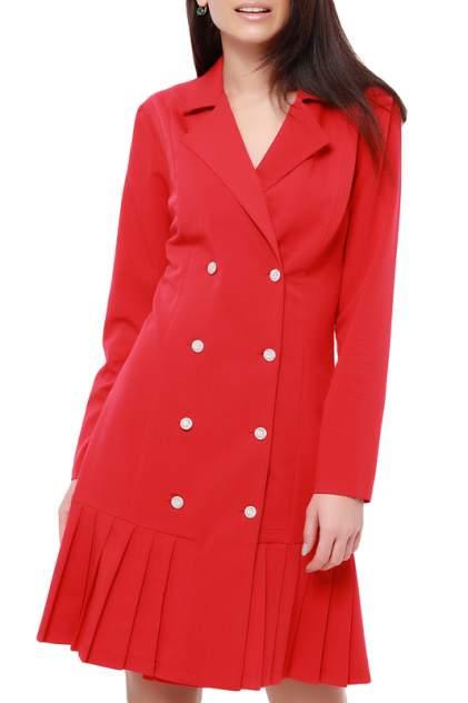 Женское платье EMANSIPE 8330109, красный