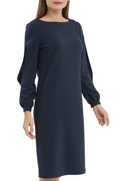 Платье женское YARMINA 20-F00-3526-1317-U55 синее 50 RU