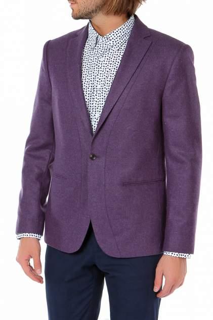 Пиджак мужской MONDIGO 470066/ фиолетовый 46 RU