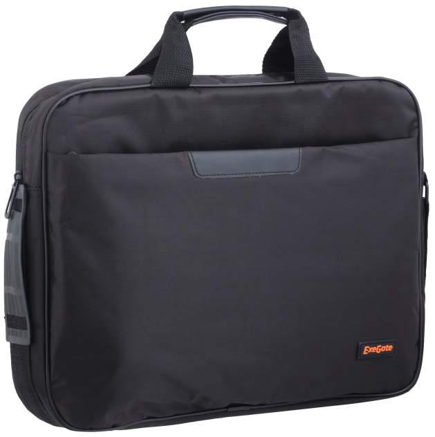 "Сумка для ноутбука 15.6"" ExeGate Office F1595 черная"