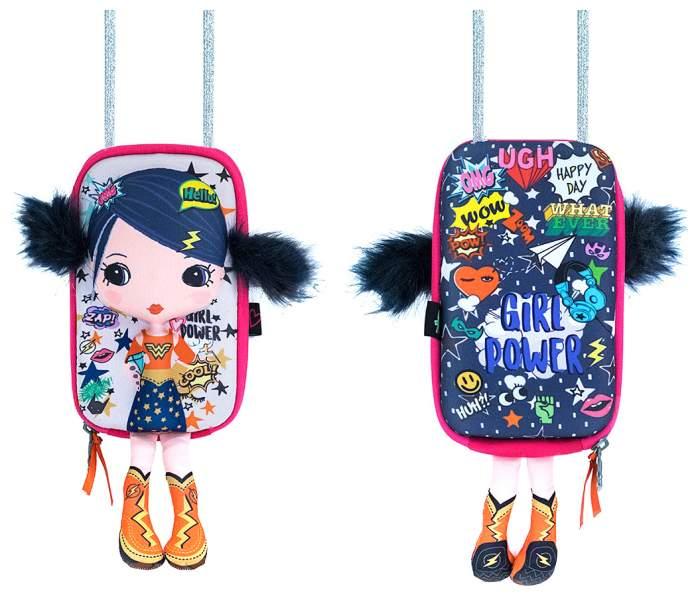Сумка детская Okiedog Tiny Treasures - Меломанка Okiedog