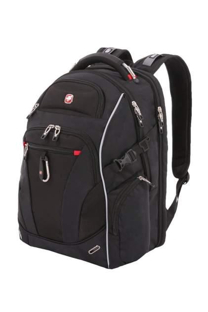 Рюкзак SwissGear Scansmart VII SA6752201409 черный 34 л
