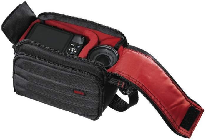 Сумка для фото и видеотехники Hama Syscase 110 черная