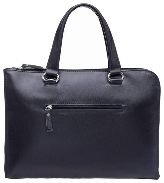 Портфель мужской кожаный Lakestone Randall черный