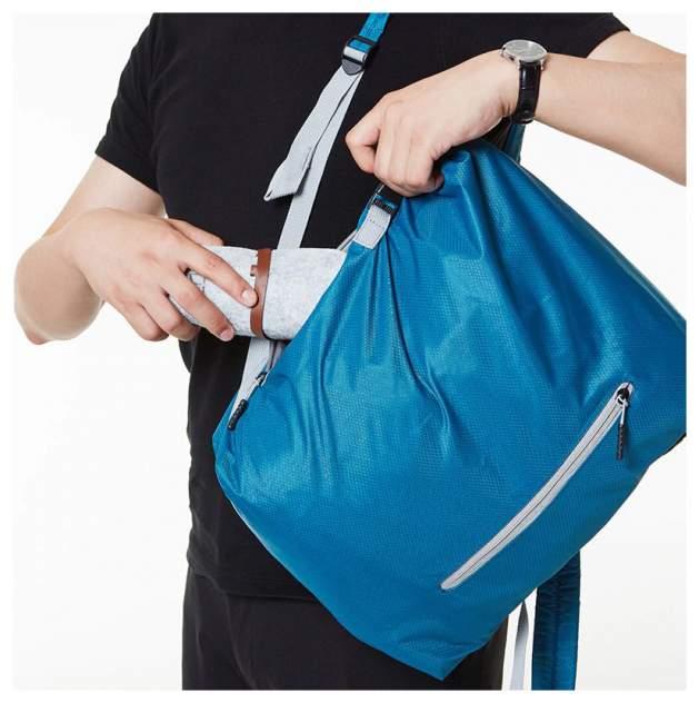 Рюкзак Xiaomi 90 Points Colorful Sport Foldable Backpack голубой 20 л