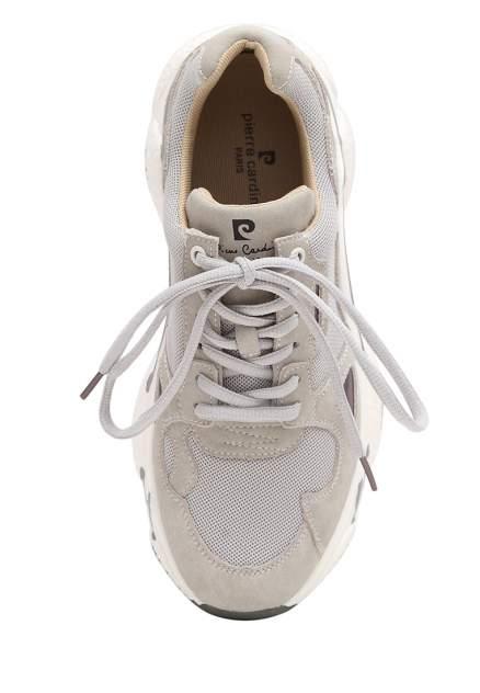 Кроссовки женские Pierre Cardin W5208017 серые 40 RU