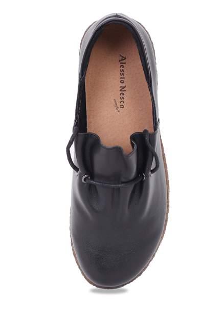 Полуботинки женские Alessio Nesca Comfort 023060R0 черные 37 RU