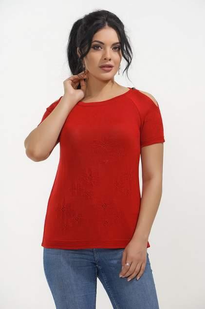Джемпер женский VAY 181-4449 красный 42 RU