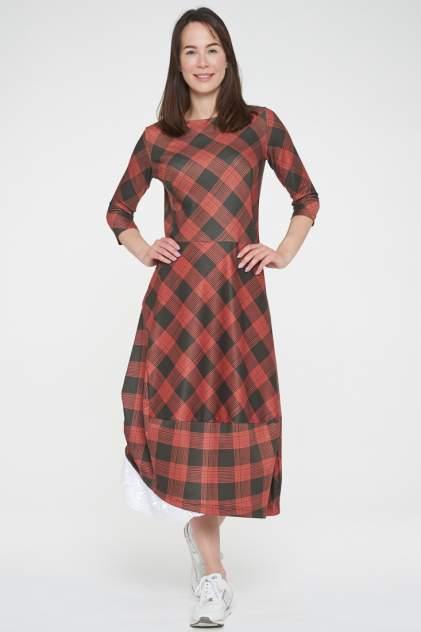 Женское платье VAY 192-3563, красный