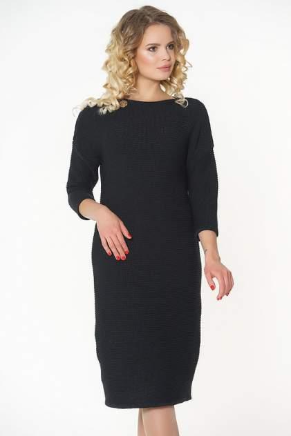 Платье женское VAY 2288 черное 50 RU