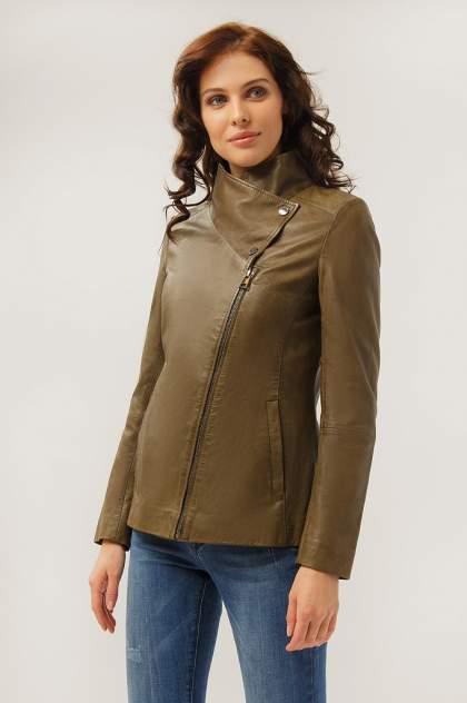 Куртка женская Finn Flare CB19-17013 зеленая XS