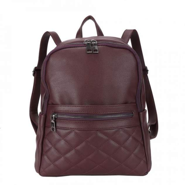Рюкзак женский OrsOro DW-932 темный бордо