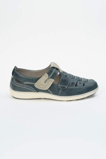 Туфли женские Jana 8-8-24666-22 синие 36 RU