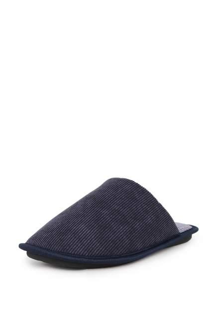 Шлепанцы мужские T.Taccardi 03007000 синие 40 RU