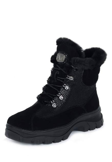Ботинки женские Alessio Nesca 25707330, черный