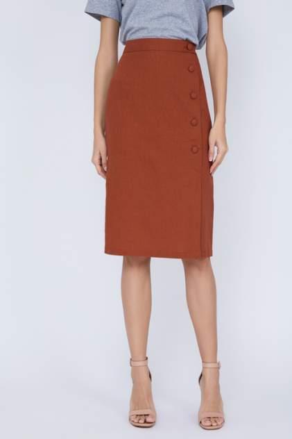 Женская юбка ZARINA 9225210202, оранжевый