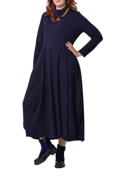 Платье женское KATA BINSKA IRA 190950 синее 48-50 EU