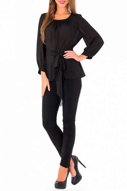 Женская блуза S&A style 714/4, черный
