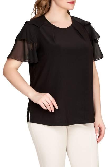Блуза женская OLSI 1910020_1 черная 66 RU