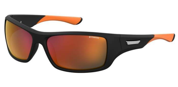 Солнцезащитные очки мужские POLAROID PLD 7013/S черные