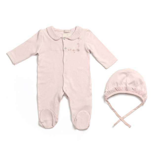 Комплект одежды RBC, цв. розовый р.68