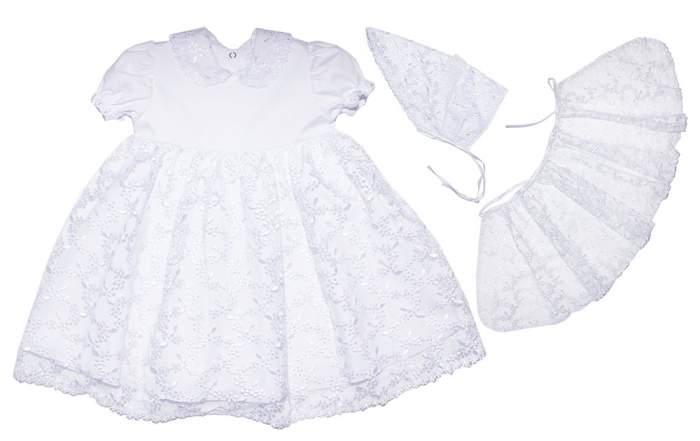 Комплект одежды для девочек Осьминожка К8/2 белый р.74