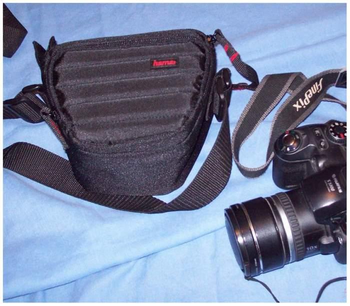 Сумка для фототехники Hama Syscase 90 Colt черная