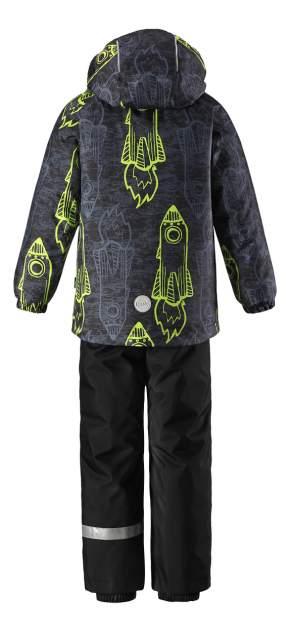 Комплект верхней одежды Lassie, цв. зеленый; черный р. 92
