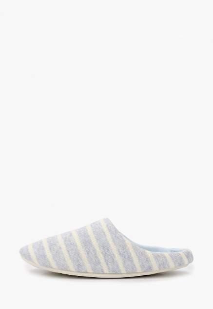 Домашние тапочки женские Halluci Конфетки голубые 38-39 RU