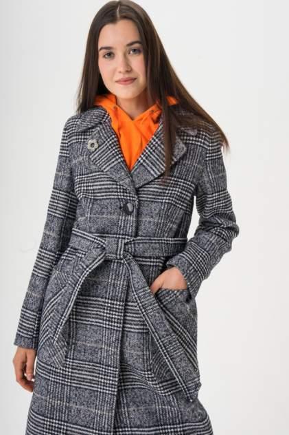 Пальто женское ElectraStyle 3-6040/2-228(К-05/1) коричневое 52 RU