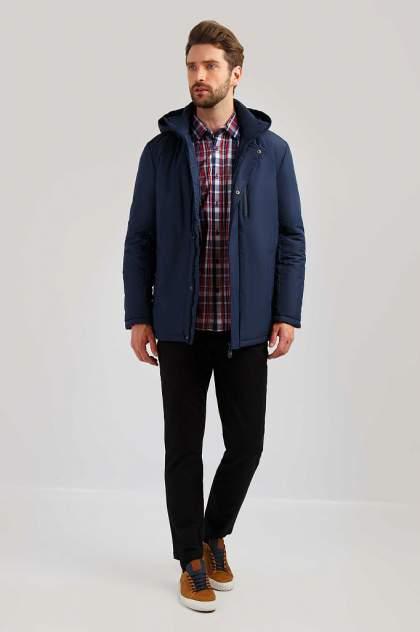 Куртка мужская Finn Flare B19-21013 синяя S