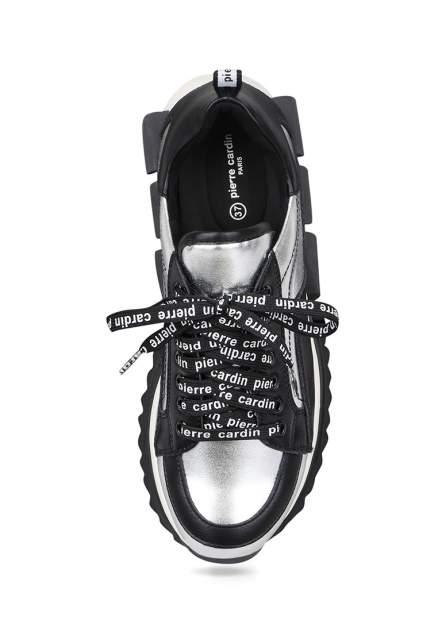 Кроссовки женские Pierre Cardin 710018931 черные 36 RU