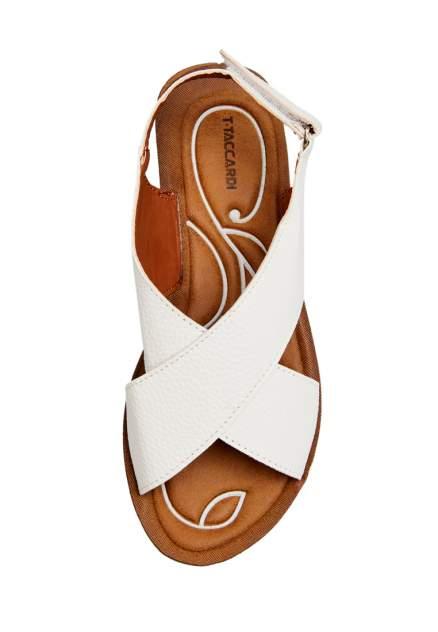 Босоножки женские T.Taccardi 01906070 белые 39 RU